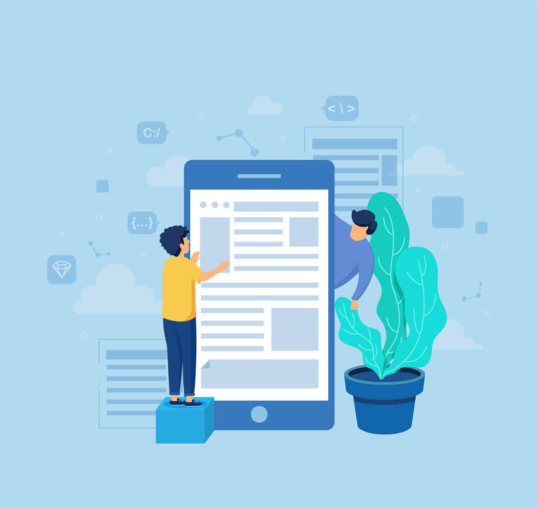 Online Media Management
